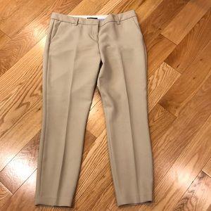 Dalia flat front trousers